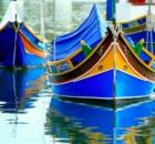 Луццу и дайса на Мальте