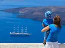 Семейное путешествие в Грецию